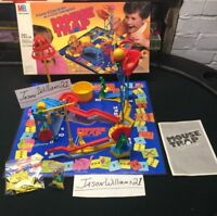 1986 Mouse Trap Game - Replacement Parts/Pieces--Your Choice!!