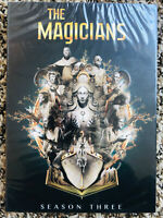 "The Magicians Season 3(DVD,4-Disc,2018,set) BRAND NEW ""FAST SHIPPING"""