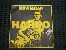 Harpo: Moviestar-Teddy love/ 45t EMI