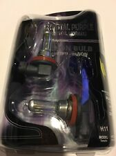 Crystal Purple Xenon Bulb H11 55watts