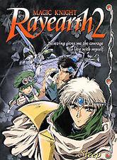 Magic Knight Rayearth Season 2 Vol 5 - Sleep - BRAND NEW - Anime Works DVD CLAMP