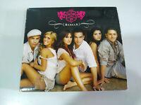 RBD REBELDE REBELS EDICION ESPECIAL CD + DVD DIGIPACK DESPLEGABLE + POSTER