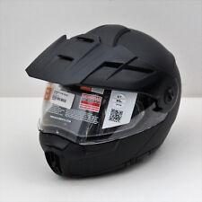 Original Schuberth E1 Matt Black Motorradhelm Helmet Helm Gr. 60/61 XL