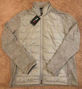 $225 Ralph Lauren Polo RLX Golf Jacket grey, size XL NWT!