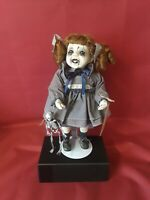 Sinisterly Sissy's 'Bubbly Bonnie' Undead,Spooky,Creepy,Haunted, Gothic, 15""