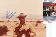 Buster Crabbe Autograph Actor / Flash Gordon Signed Photo Jsa Authenticated Cert