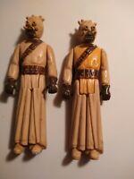 Vintage Star Wars Tusken Raider/Sand People Action Figures Kenner Toys GMFGI1977