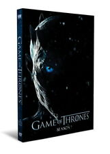 Game of Thrones Season 7 (DVD, 2017, 4-Disc) Seven