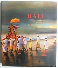 Bali Art Ritual Performance Reichle 2010 Exhibition Catalog Asian Art Museum