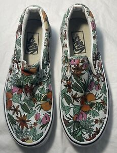 Women's VANS Slip On Shoes Size 8 FREE SHIPPING