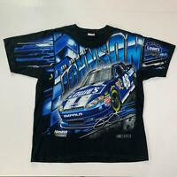 Mens Jimmie Johnson #48 Chase Authentics Nascar Fast T Shirt Size XL