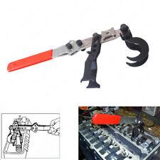 2 Hooks Valve Spring Compressor Install Removal Hand Tool for OHV OHC Car Engine