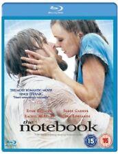 The Notebook (Blu-Ray) [DVD][Region 2]