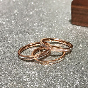 Fashion design personality girl alloy ring