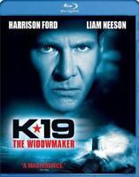 K-19: THE WIDOWMAKER USED - VERY GOOD BLU-RAY DISC