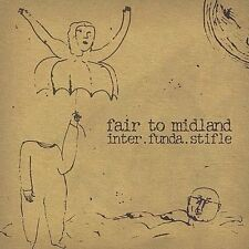 NEW! Inter. Funda. Stifle by Fair to Midland (CD) RARE & OOP! FREE Shipping!