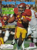 1981 Oct. 5 Sports Illustrated, Football  magazine, Marcus Allen, USC Trojans