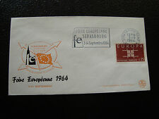 FRANCE - enveloppe 3/9/1964 (foire europeenne 1964) (cy23) french (Z)