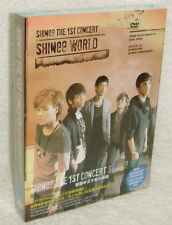 "SHINee The 1st Concert ""SHINee World"" Taiwan 2-DVD+64P Photobook (Chinese-Sub.)"