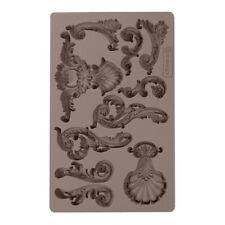 OCEANICA FLOURISH Re-Design Prima Decor Moulds Mold Food 5X8 Resin #636333