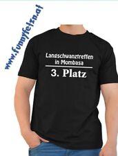 T-Shirt Langschwanztreffen