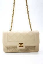 Chanel Classic Lambskin Quilted Flap Crossbody Handbag Camel Tan 0OU1IA1000