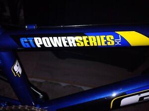 2003 BMX GT POWER SERIES RACING BIKE