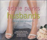 Husbands Adele Parks 5CD Audio Book Abridged Romance FASTPOST