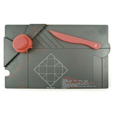 Gift Box Punch Board Geschenkschachteln basteln We R Memory Keepers 71334-0