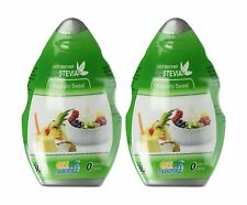 EZ-Sweetz (2-Pack 1.36oz - Liquid De-Bittered Stevia Sweetener ... Free Shipping