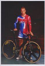 CHRIS HOY 2 13x18 signiert IN PERSON Autogramm signed RAR SELTEN