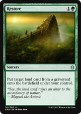 RESTORE Commander Anthology MTG Green Sorcery Unc