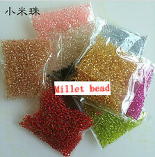 wholesale lined glass SEED BEADS jewelry making multi COLOUR 1000-10000 pcs hot
