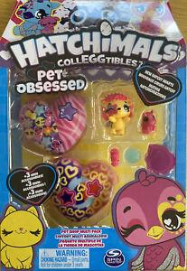 Hatchimals CollEGGtibles Pet Obsessed Pet Shop