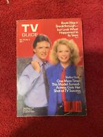 TV Guide Nov 29- Dec 5 1986 Shelly Hack Model to Actress, Jack and Mik