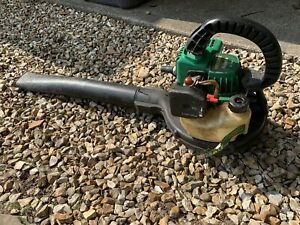 Petrol Garden Leaf Blower - Weedeater Featherlight, Reliable and Easy to use