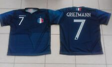 WORLD CUP FRANCE FOOTBALL TEE SHIRT NO. 7 GRIEZMANN - APPROX 6 YEARS