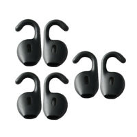 3 Pair Eartips Ear Buds Tips Earbuds Cushion For Jabra Boost Black