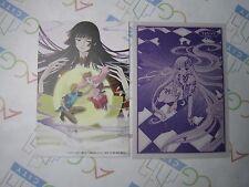 Movie xxxHoLiC & Chobits Yuko Chi Chii Limited Postcard Set of 2 Japan Clamp