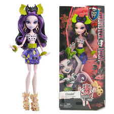 Monster High Ghouls Escapade Elissabat Fashion Doll Figure Toy