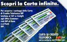 *G 121 C&C 1214 SCHEDA TELEFONICA USATA INFINITA 10 12.93 VARIANTE TIPO A