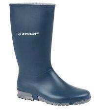 Ladies Womens Dunlop Wellies Snow Rain Festival Waterproof Wellington Boots 3-8