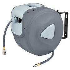 Druckluftschlauch Schlauchaufroller Automatik 30m Trommel Aufroller Juskys®