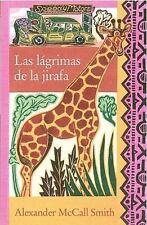 Las lagrimas de la jirafa/ Tears of the Giraffe (La 1 Agencia De-ExLibrary