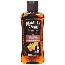 Hawaiian Tropic Travel Size SPF 8 Protective Dry Tanning Oil Mini 100ml