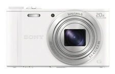Sony DSCWX350 Digital Compact Camera - White