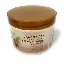 Aveeno Active Naturals Positively Nourishing Whipped Souffle Cocoa Shea