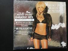Greatest Hits: My Prerogative by Britney Spears.