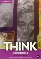 Think Level 2 Workbook with Online Practice by Herbert Puchta 9781107509177