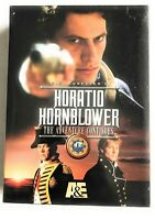 Horatio Hornblower - The Adventure Continues (DVD, 2001, 2-Disc Set) BRAND NEW